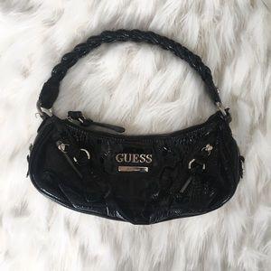 GUESS | Black Mini shoulder purse